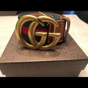 Men's Gucci belt Sz 33-38
